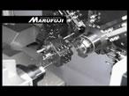 複合加工機(動画)